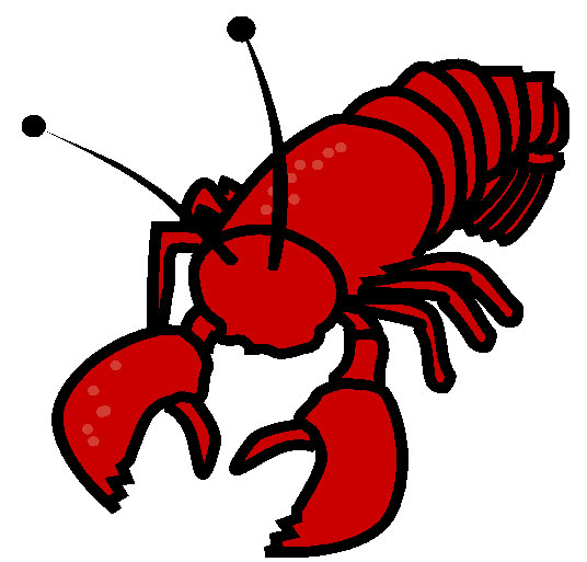 536x513 Lobster Clipart Lobster Claw