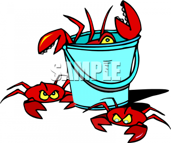 350x293 Royalty Free Lobster Clip Art, Fish And Sea Life Clipart