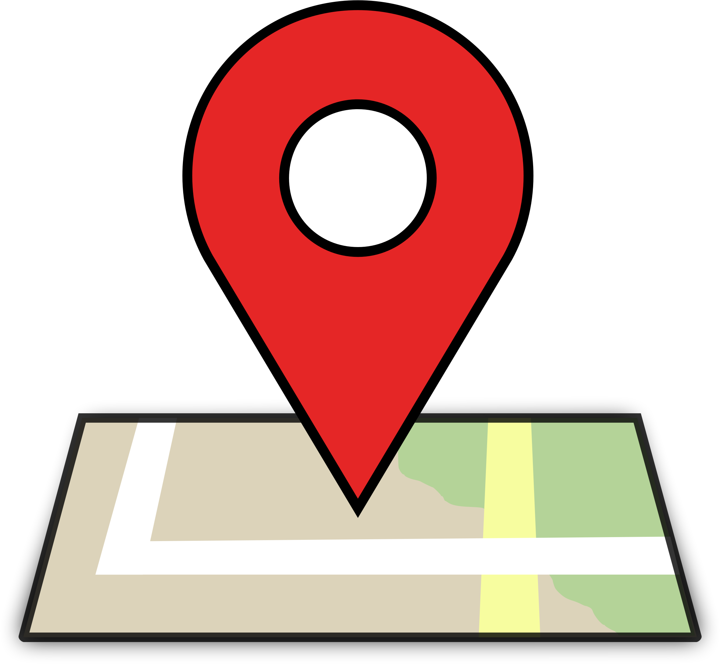 2362x2177 Location Clip Art Clipart Panda