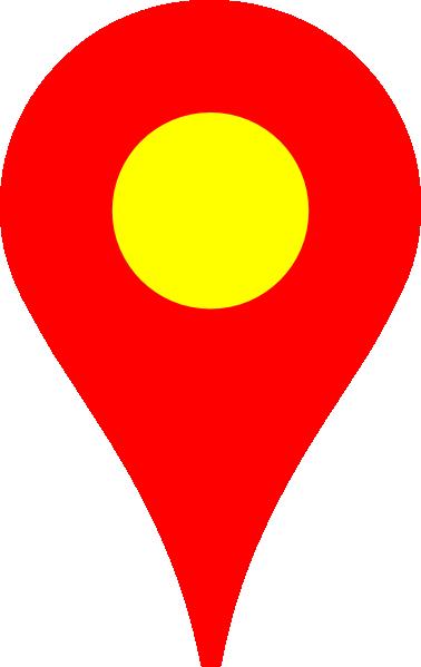 378x599 Location Mark Clip Art