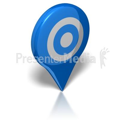 400x400 Map Target