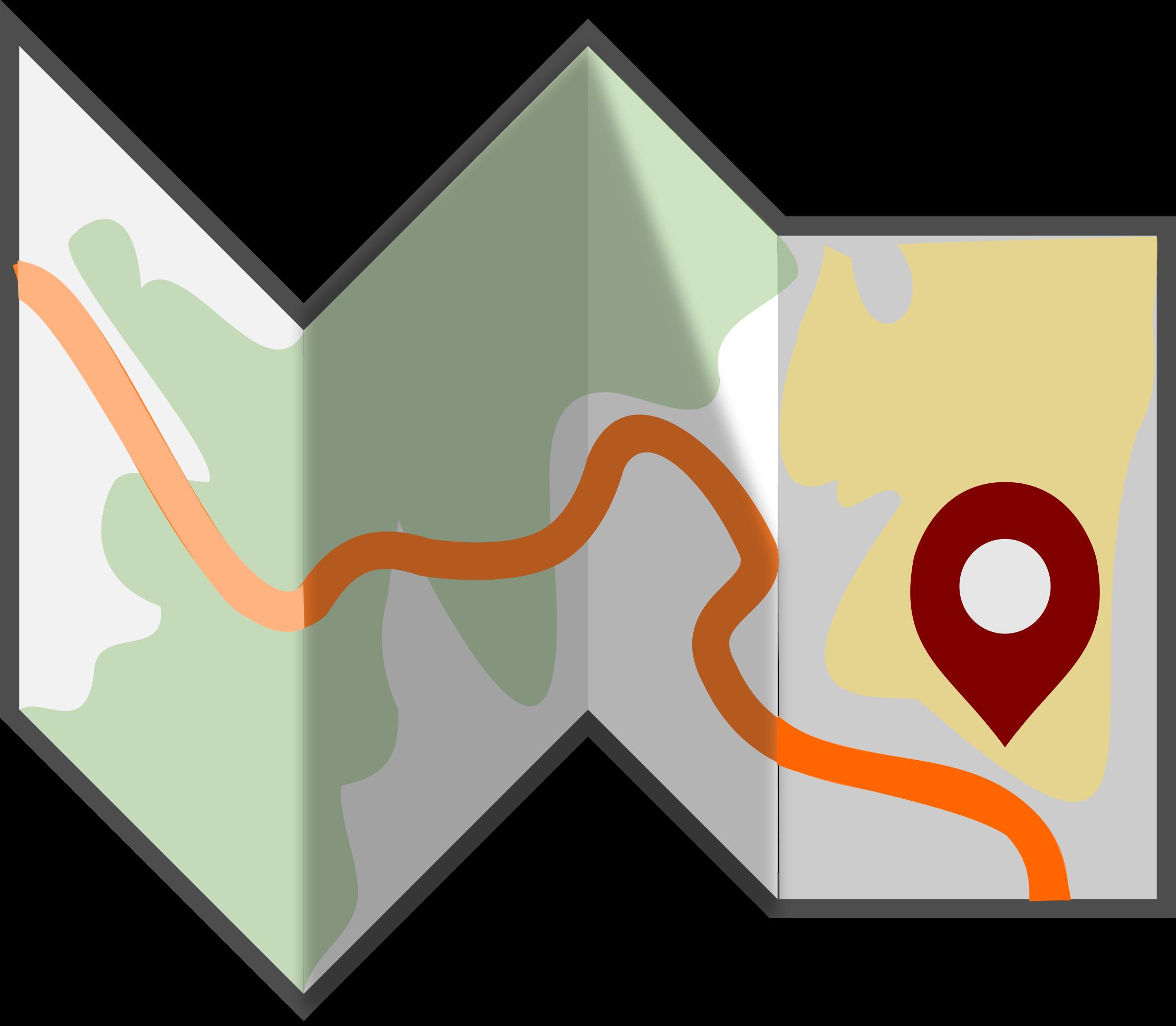 2256x1968 Top 66 Map Clip Art