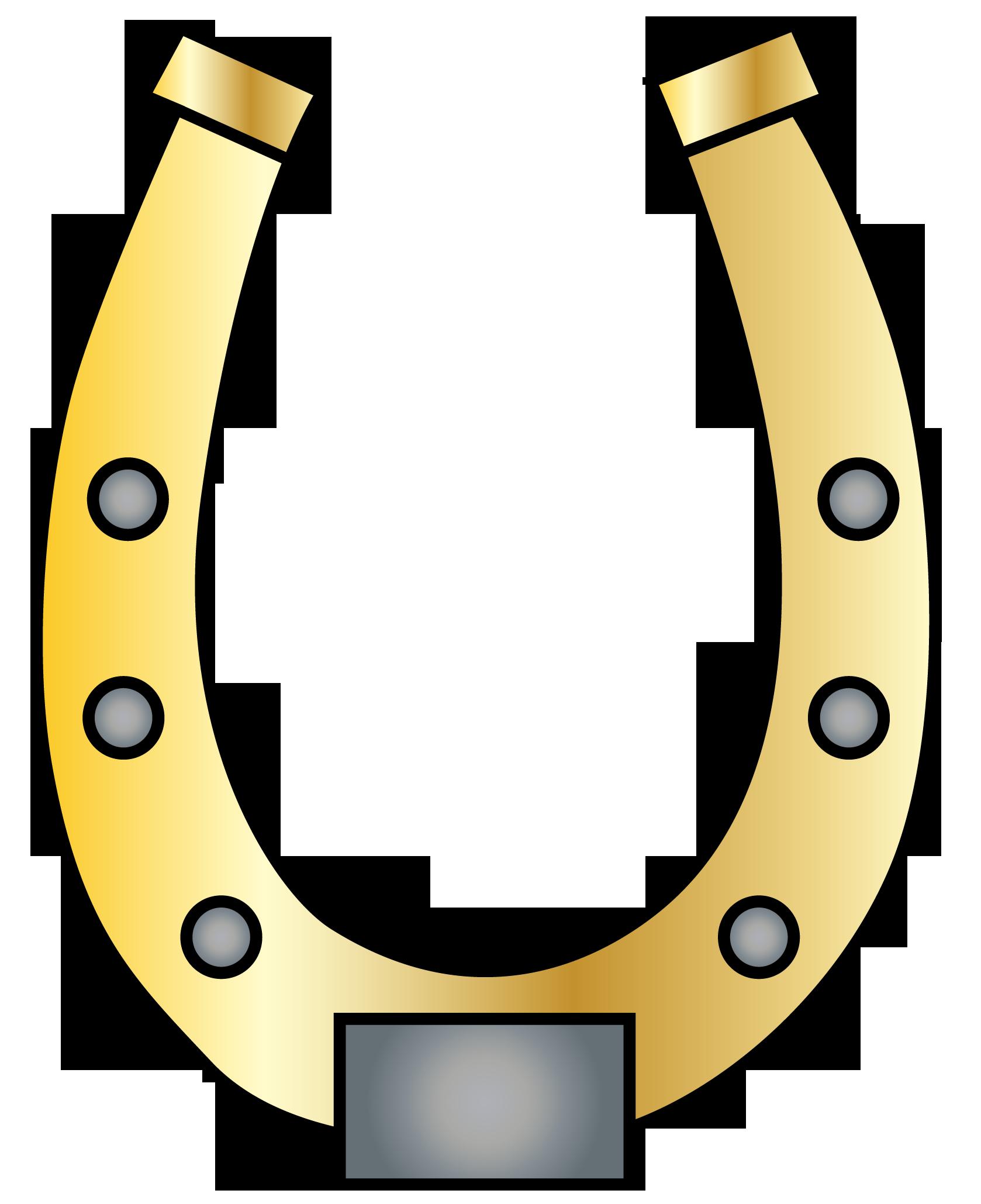 1678x2059 Free Horseshoe Clipart Clipartix