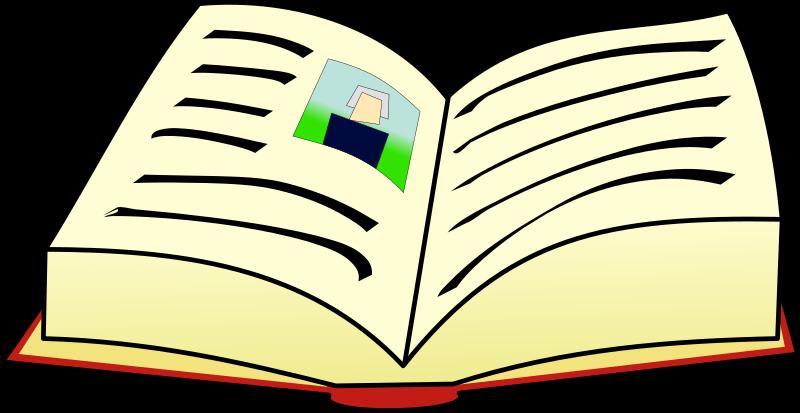 800x413 Log Book Clipart
