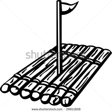 450x448 Wooden Log Clipart