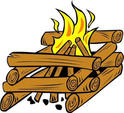 500x457 Log Cabin Cliparts