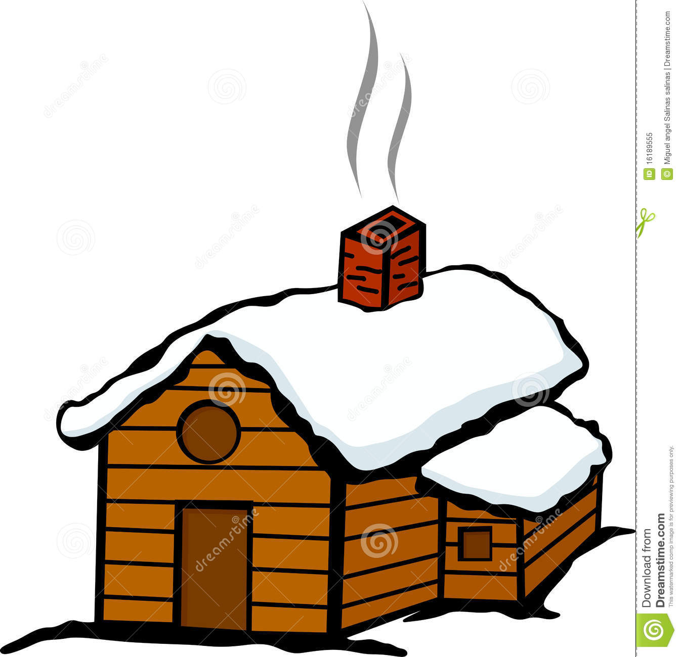 1346x1300 Winter Clipart Winter Cabin