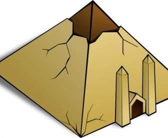 336x276 Pyramid Clip Art Vector Clip Art Free Vector Free Download