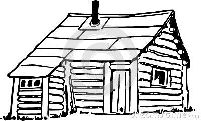 400x241 House Clipart Shack
