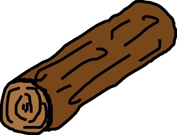 600x459 Log Clip Art