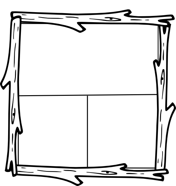 564x596 Logging Clip Art