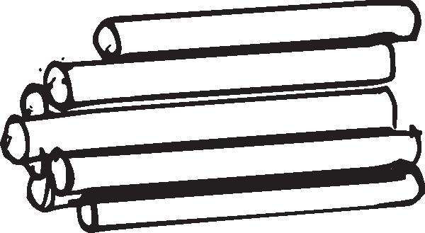 600x329 Logs Clip Art