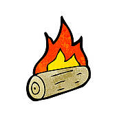 170x170 Wood Logs Clip Art