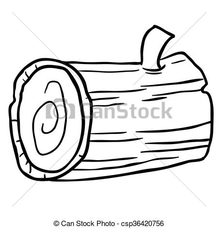 450x470 Wood Clipart Wood Log