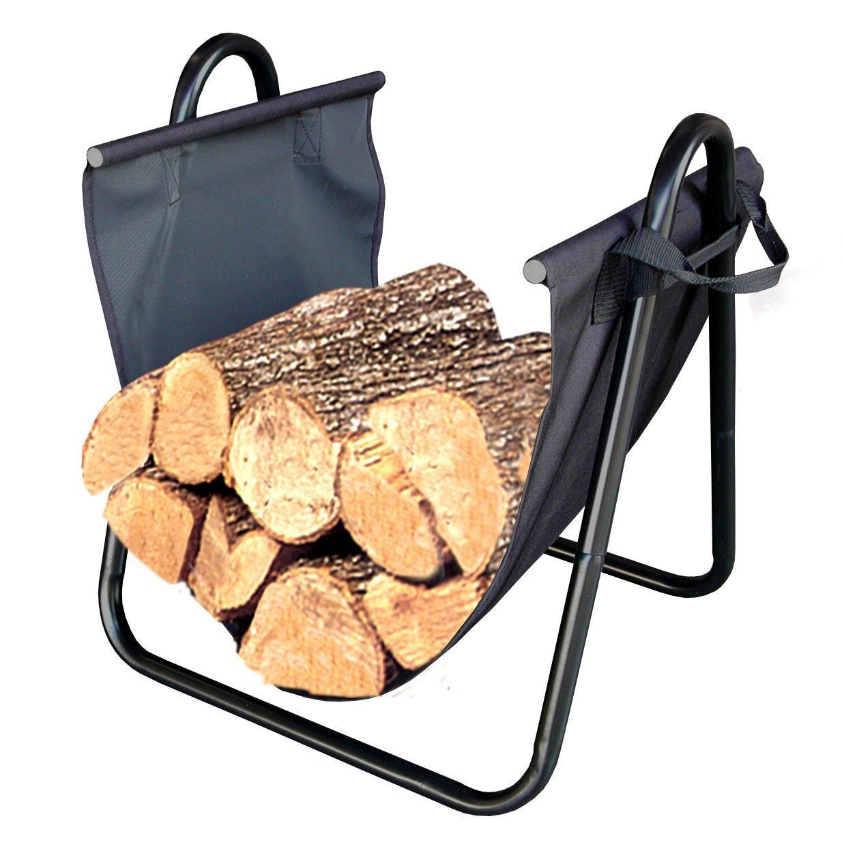 1234x1251 Landmann Usa 82431 Firewood Log Holder With Canvas