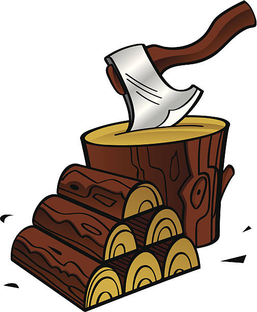 504x612 Timber Clipart Firewood