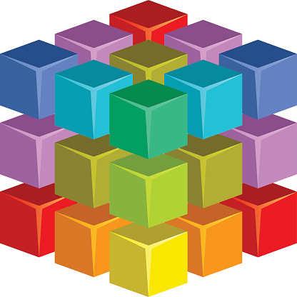 416x416 Cube Clipart Logical