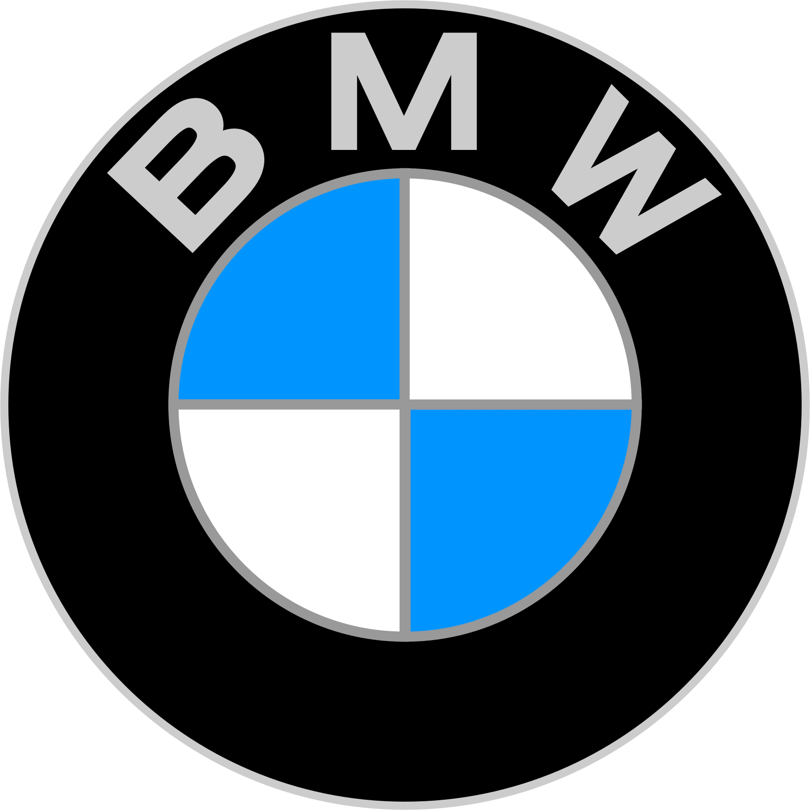 1664x1664 Bmw Logo Cliparts 182419
