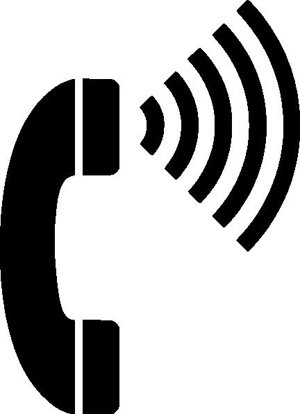 432x597 Telephone Clipart Logo Telephone Clipart Cliparts