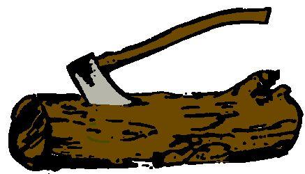 437x250 Hollow Log Clipart Clip Art Library