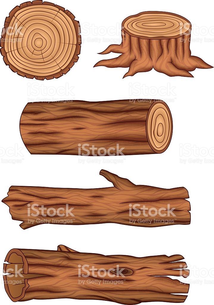 719x1024 Log Clip Art Wood Cliparts