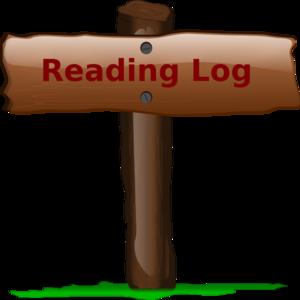 300x300 Reading Log Clip Art