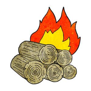 300x300 Freehand Drawn Cartoon Logs Royalty Free Stock Image