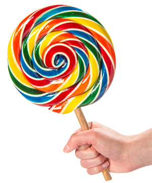 300x360 Giant Lollipop Traditional Style Sucker The Size Of Your Face.