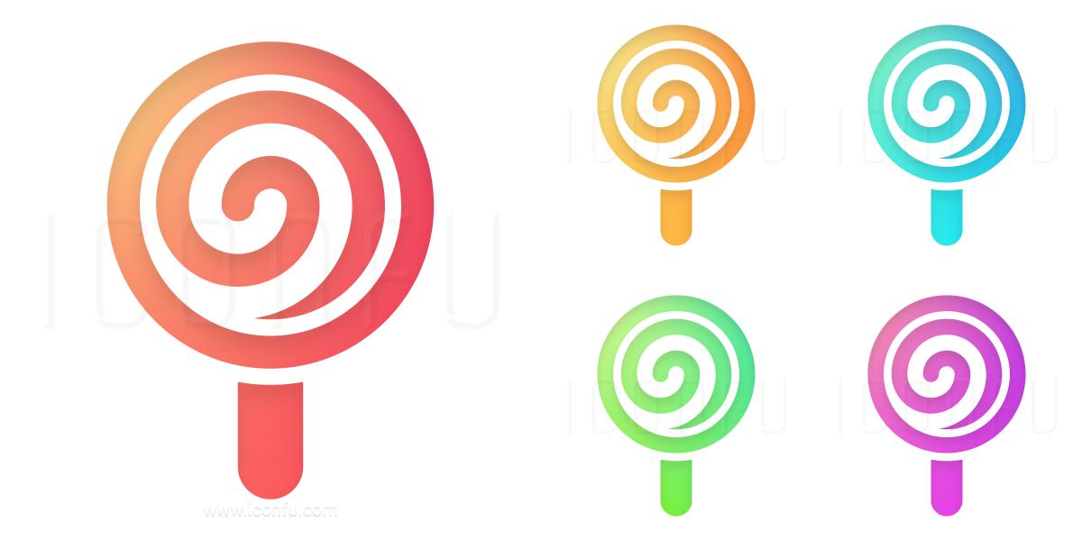 1200x600 Lollipop Icon