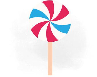 340x270 Lollipop svg Etsy