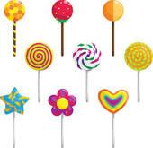 170x165 Lollipops Clip Art