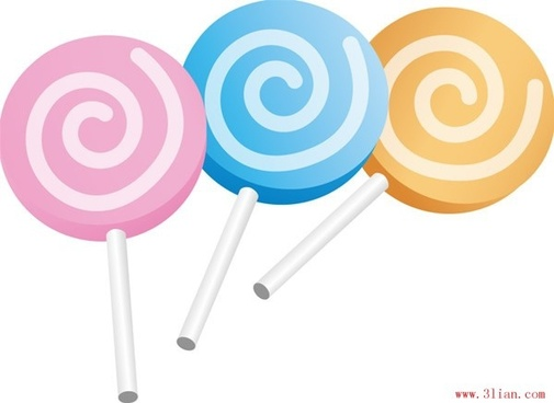 505x368 Vector lollipop clipart, explore pictures