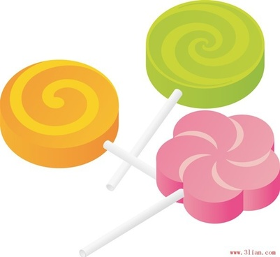 401x368 Vector Lollipops For Free Download About (18) Vector Lollipops
