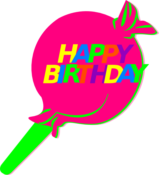 540x594 Lollipop Clip Art