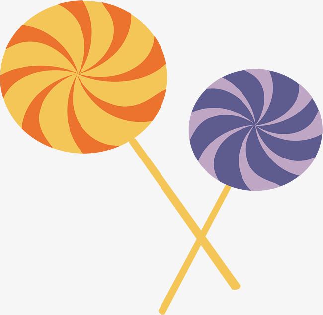 650x632 Halloween Lollipop, Vector Png, Lollipop, Candy Png And Vector