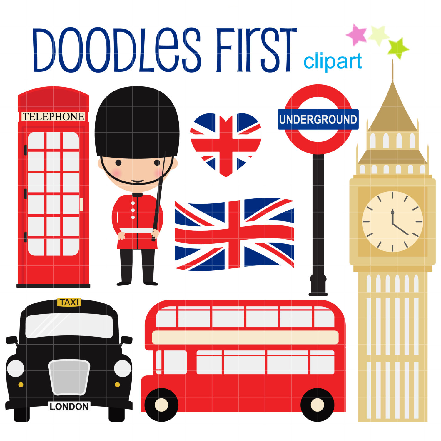 1500x1500 London Clipart Cliparts
