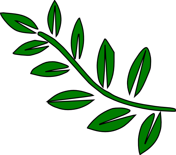 Long Leaf Clipart