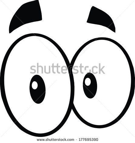 445x470 Best Cute Cartoon Eyes Ideas Craft Eyes