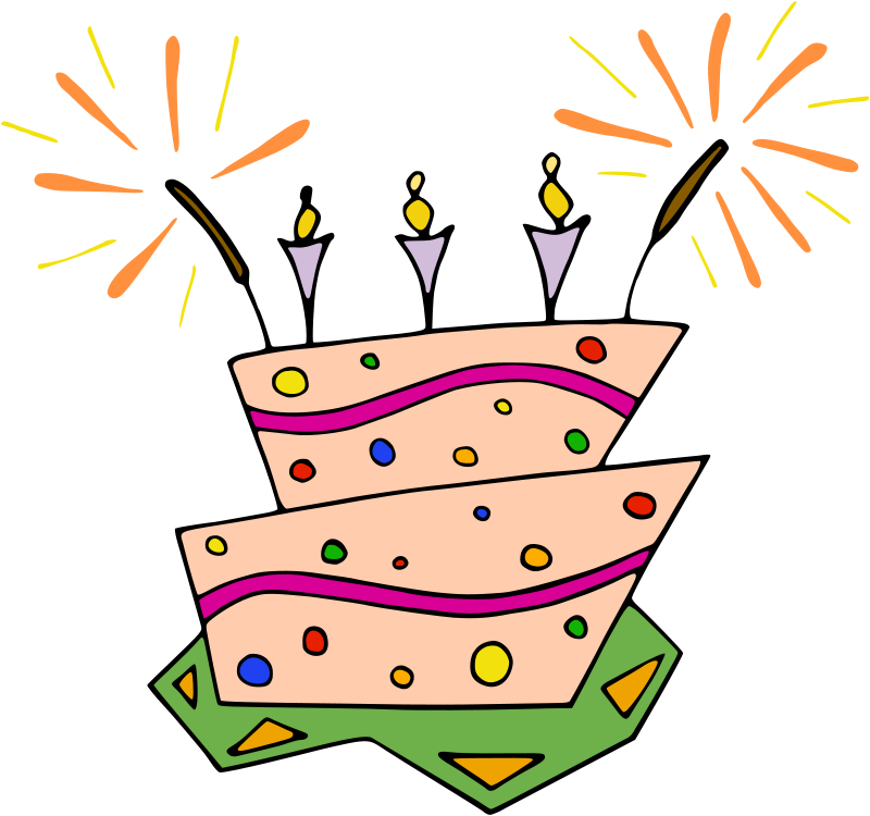 800x750 Cakes Birthday Clipart Pictures Royalty Free Clipart Pictures Org