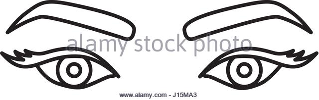 640x202 Look Up Stock Vector Images