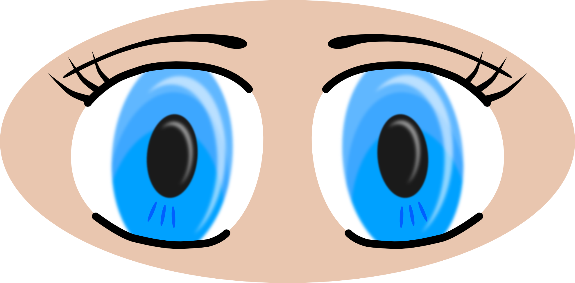1979x975 Eyes Clipart Free Clipart Images Cliparting