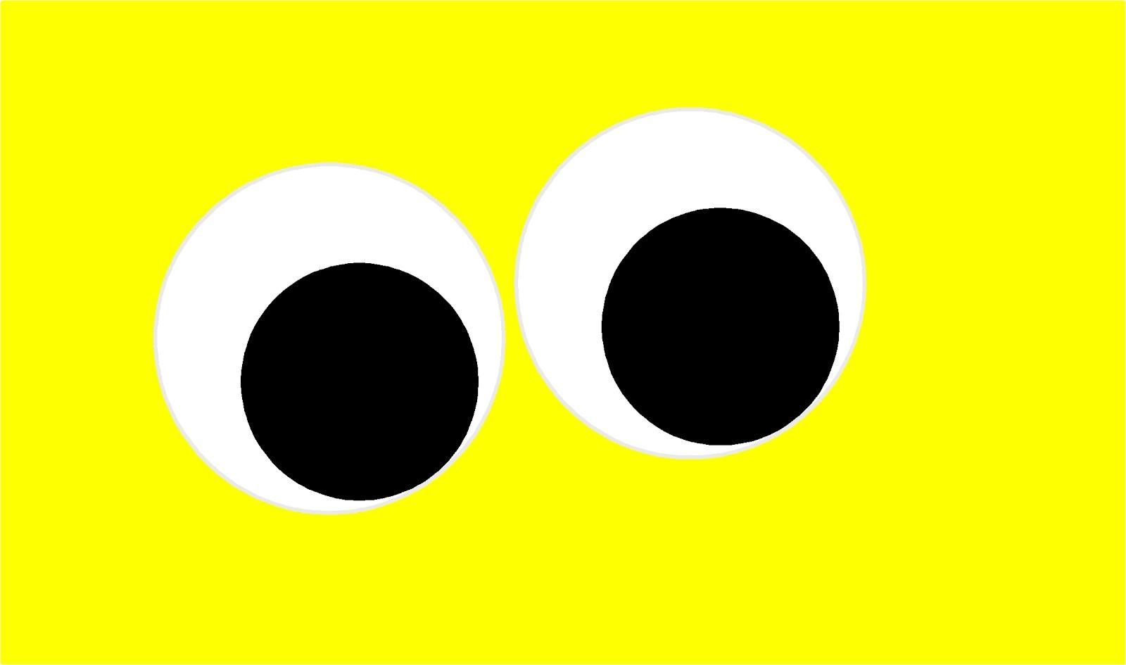 1600x945 Googly Eyes Clipart