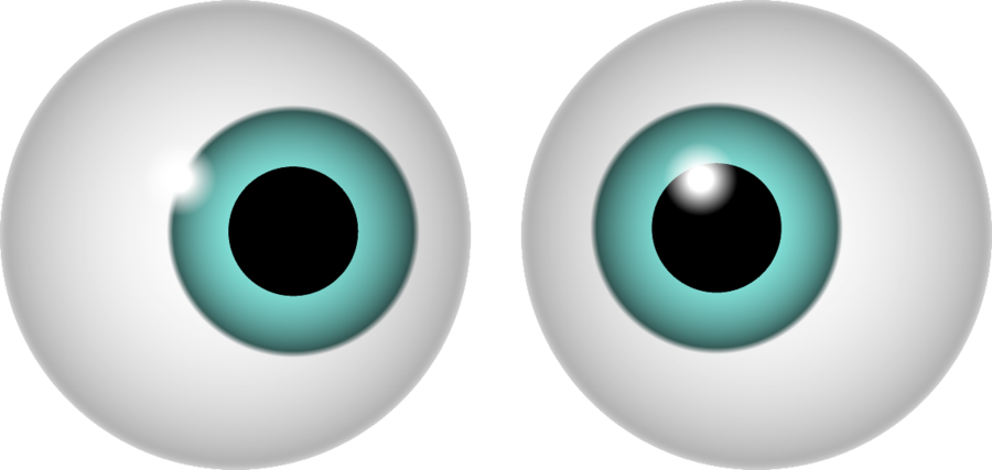 900x427 Looking Eyes Clip Art Free Clipart Images
