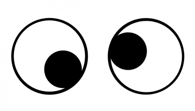 820x466 Circle Eyes Clipart Clipartxtras