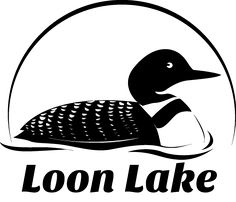 236x202 Loon Silhouette