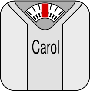 297x299 Loss Clipart Weight Scale