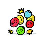170x170 Lottery Clip Art