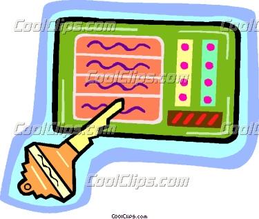 375x318 Scratch Off Lottery Ticket Clip Art