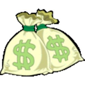 300x300 180 Best Money Bag Images Cartoon, Clip Art