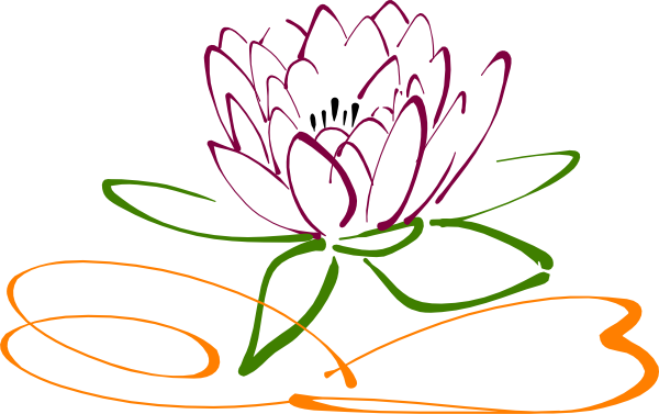 Lotus Flower Clipart Free Download Best Lotus Flower Clipart On